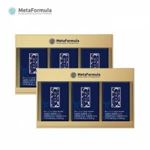 메타포뮬러 메타발효녹용 3+3통 (6통)